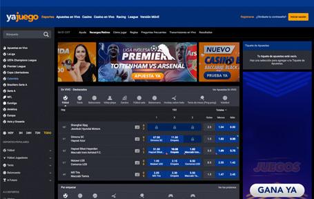 Yajuego diviértete y gana en el casino mas cotizado! Screenshot