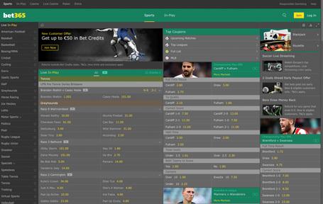 Bet365 una detallada reseña sobre el portal! Screenshot